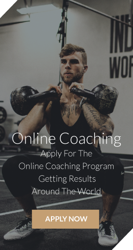 Picture of online coaching application banner.